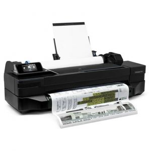 IMPRESORA HP DESIGNJET T 130 24-IN 610MM WIFI